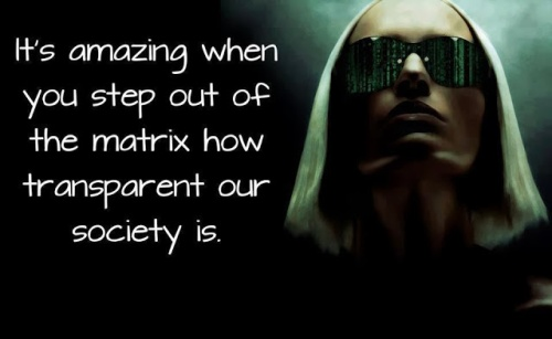 TRANSPARENT SOCIETY