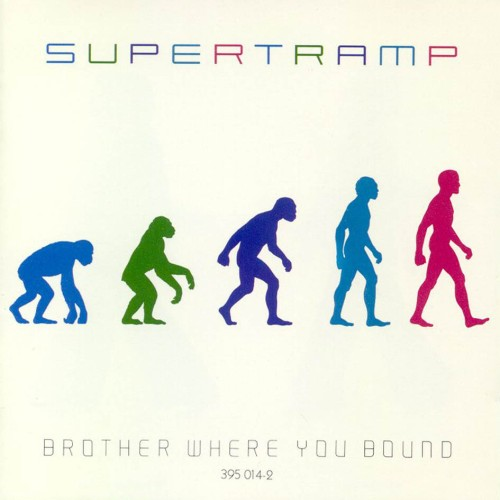 supertramp - brother where you bound (front)