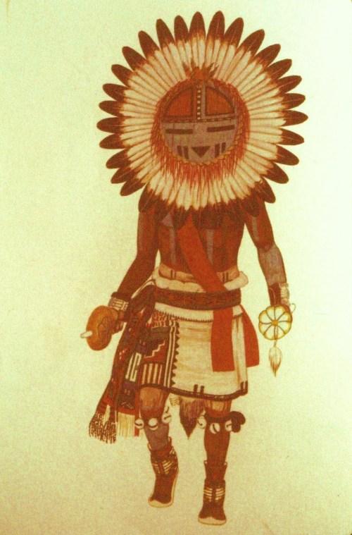Sun (Tawa) Kachina