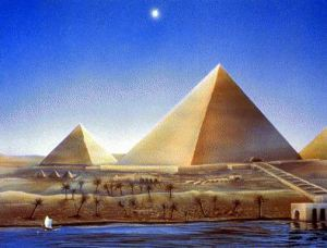 EgyptianPyramidsArt2