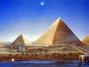EgyptianPyramidsArt2